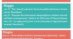 INCHIESTA E CONDIZIONE MIGRANTE IN ITALIA, ciclo di seminari a L'Orientale di Napoli