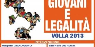 Volla: Convegno Giovani e Legalità